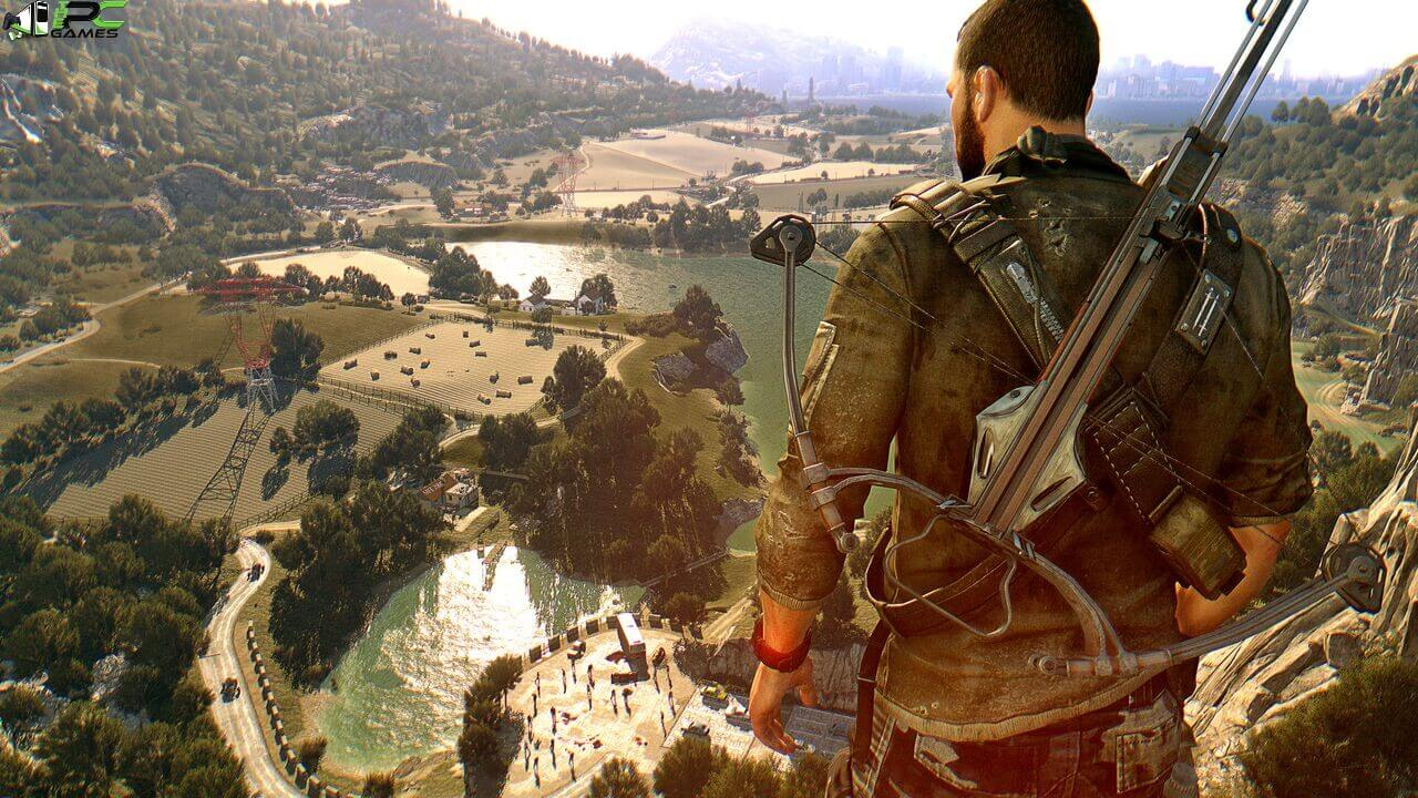 dying light full pc game with crack complete version -reloaded password