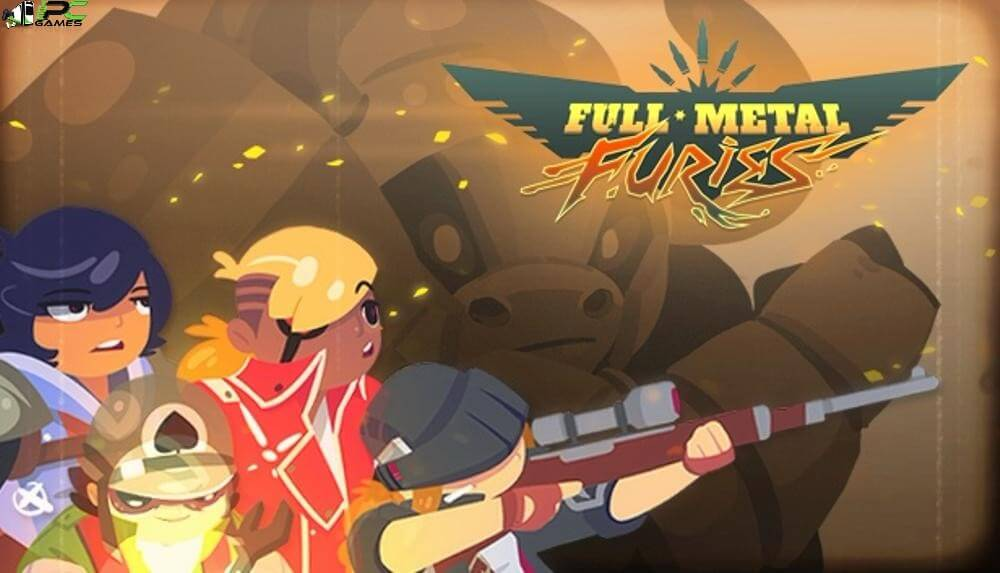 Full Metal Furies Free Download