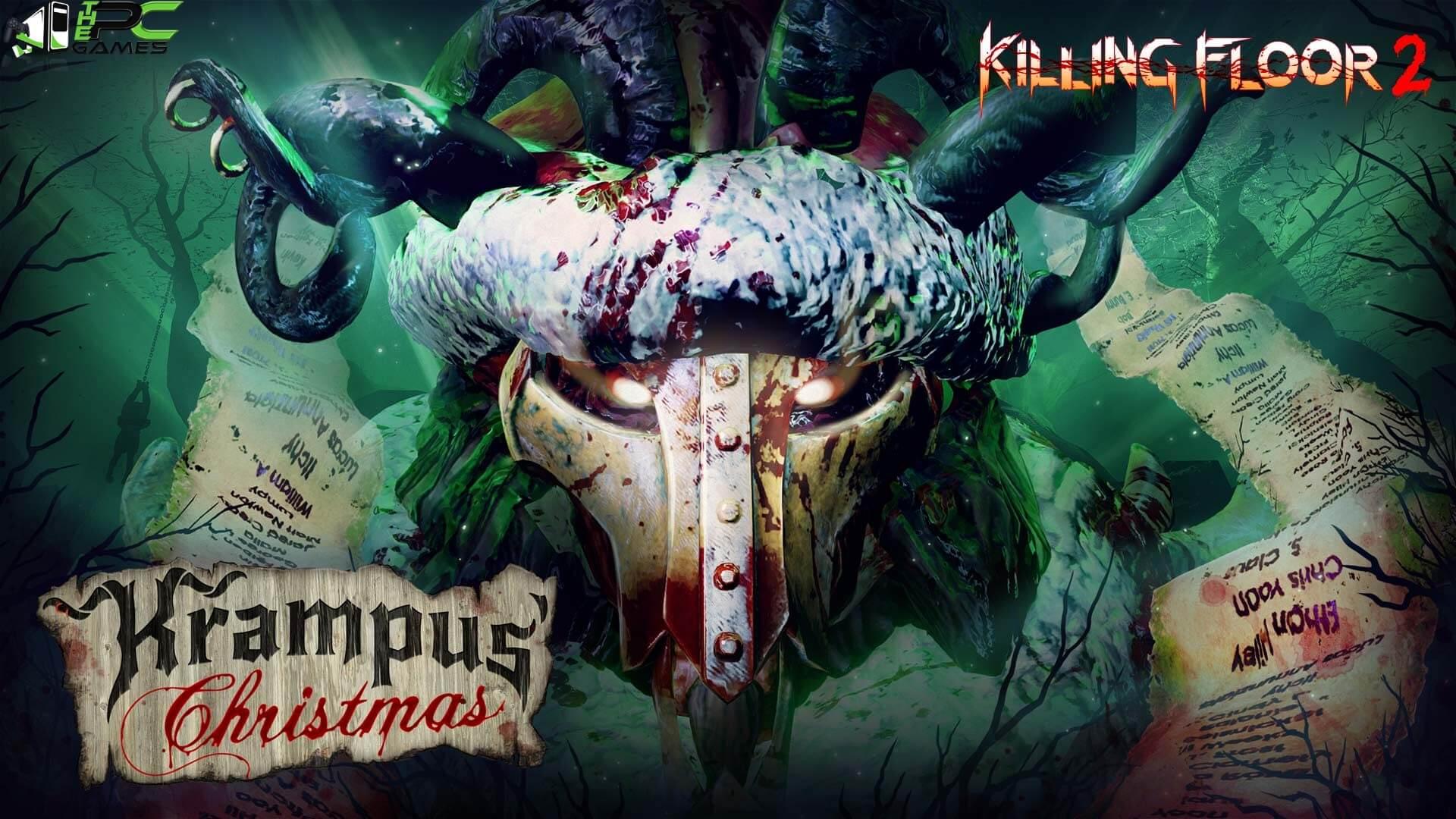 Killing Floor 2 Krampus Christmas Free Download