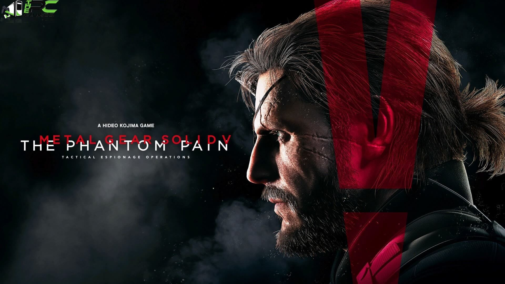 METAL GEAR SOLID V THE PHANTOM PAINFree Download