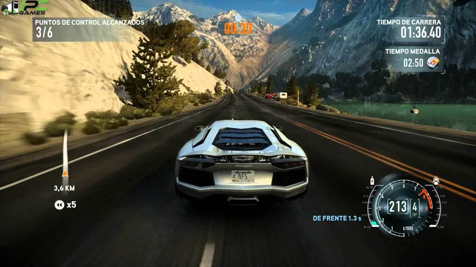 need for speed the run download pc free full version