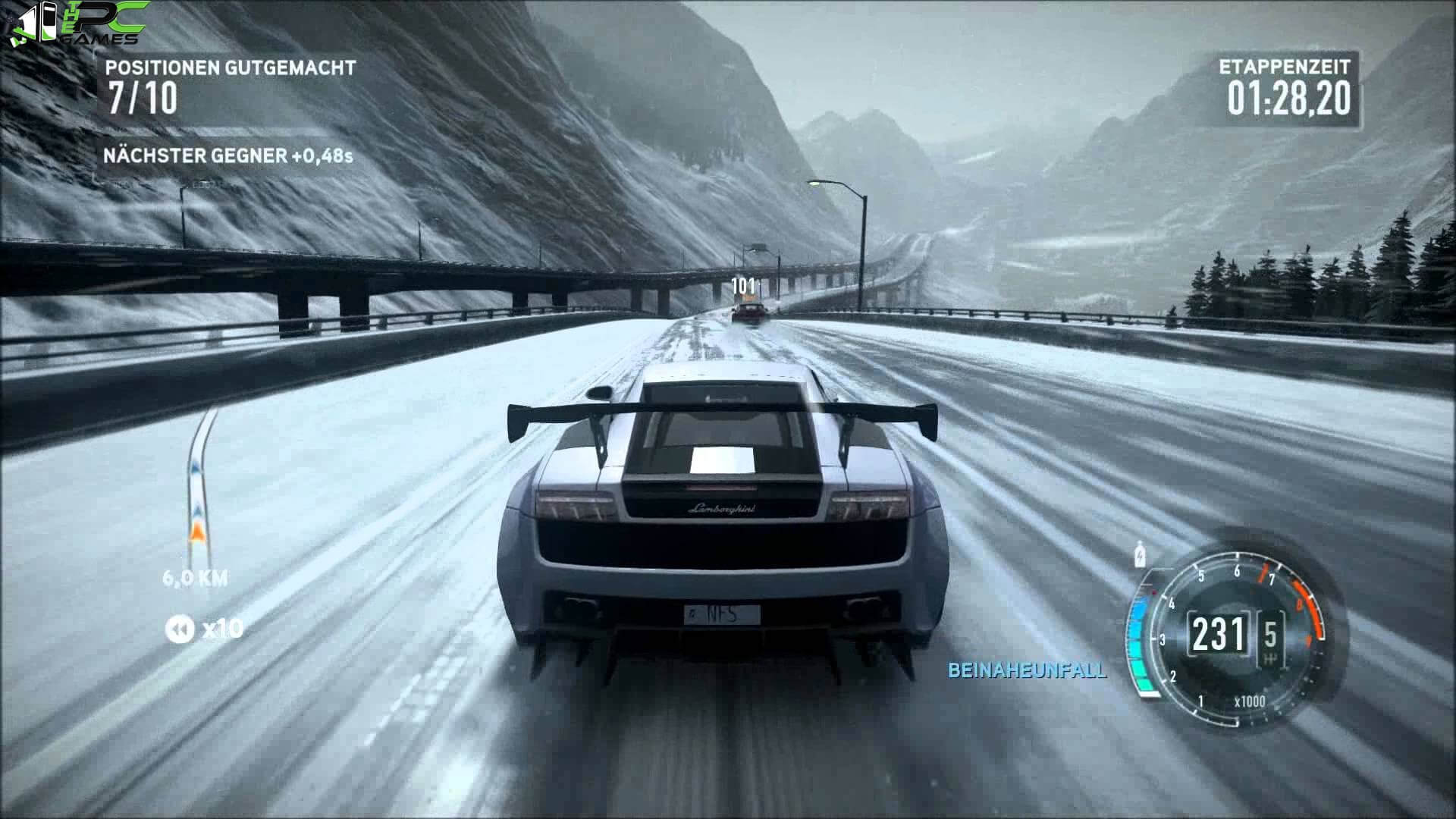 download nfs the run on android