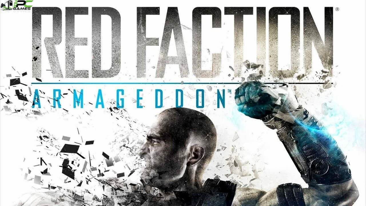 Red Faction Armageddon Path to War Free Download