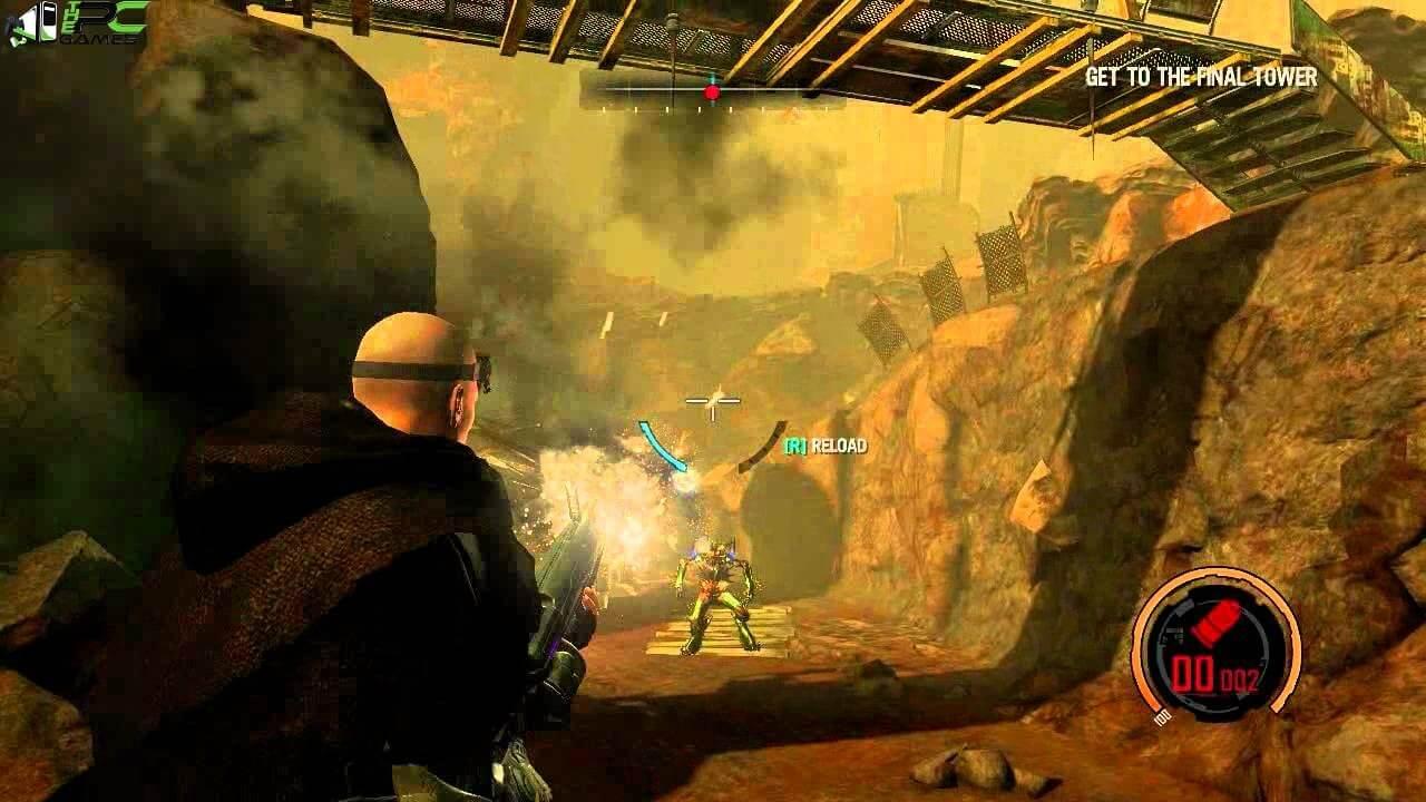 red faction armageddon free pc game download full version