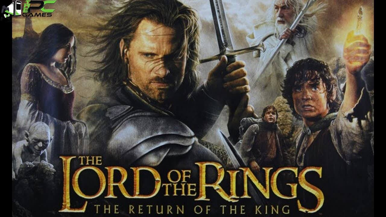 The Lord of the Rings The Return of the King Free Download