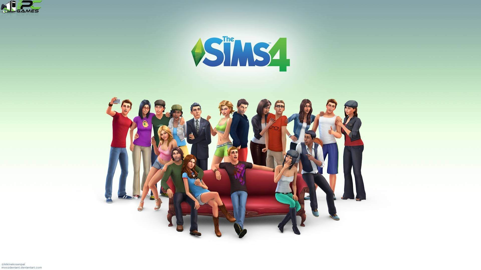 The Sims 4 Digital Deluxe Edition Free Download