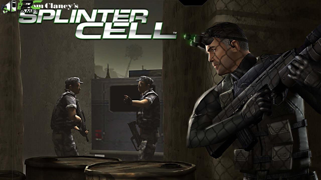 Tom Clancy's Splinter Cell Free Download