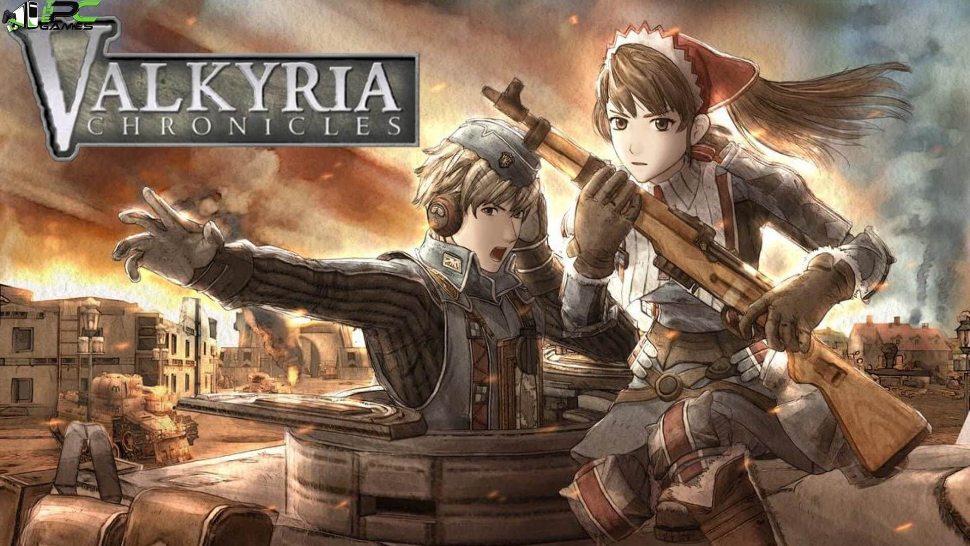 Valkyria ChroniclesFree Download