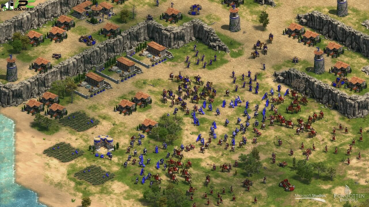 Age of Empires Definitive Edition Free Download | Gameslay