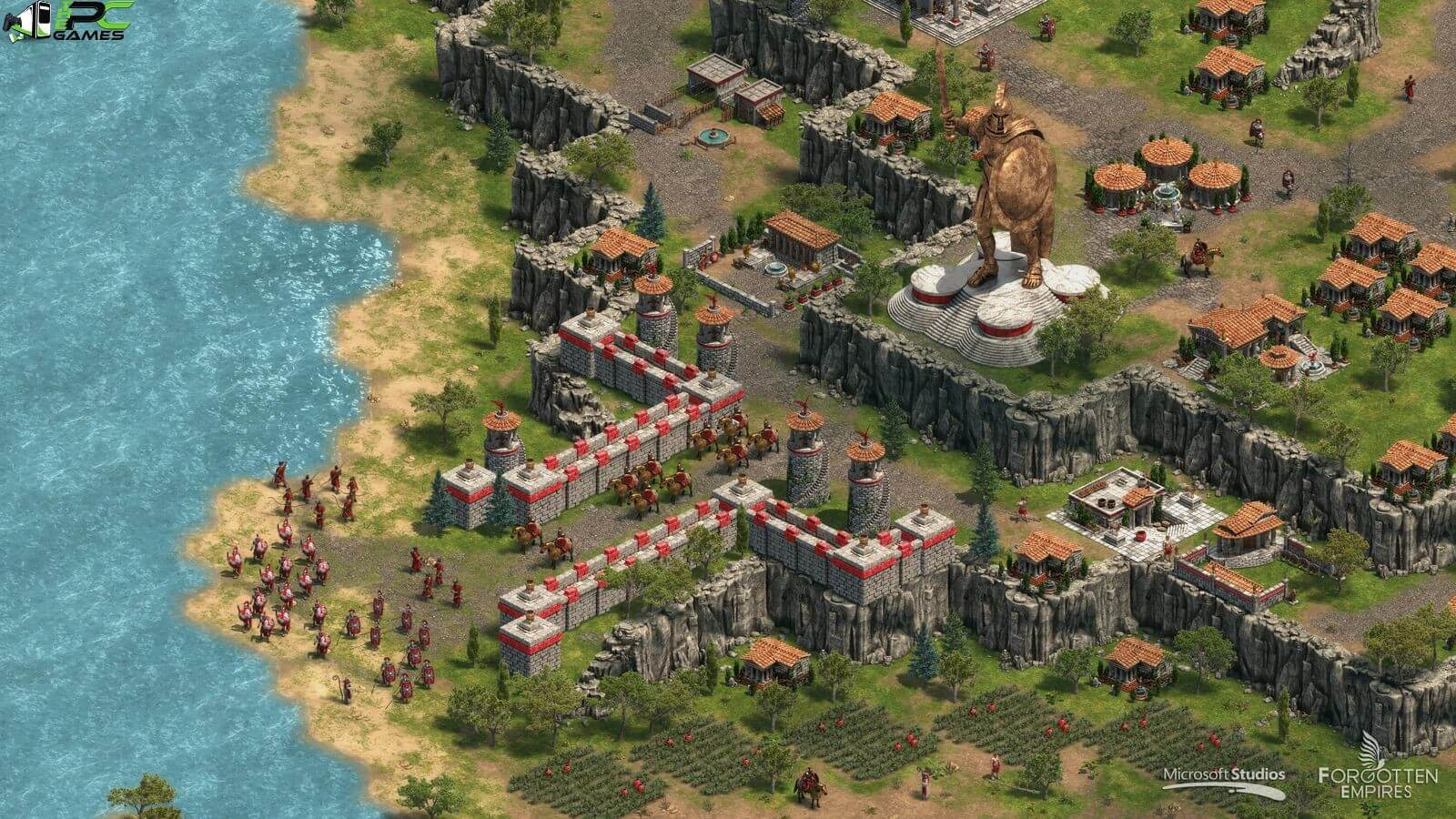 download age of empires 2 pc highly compressed