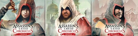 Assassins Creed Chronicles Trilogy China-India-Russia Download