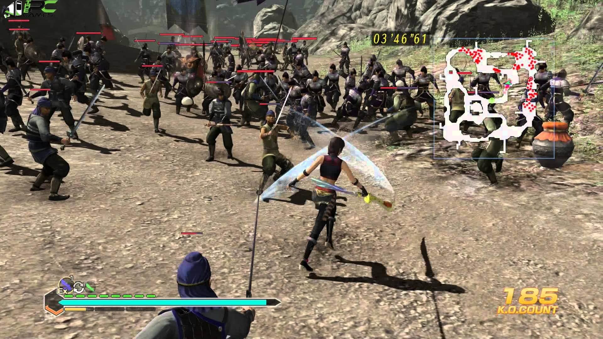 Resultado de imagem para Dynasty Warriors 9 v1.01