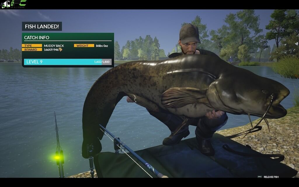 Euro fishing bergsee pc game free download for Fishing computer game