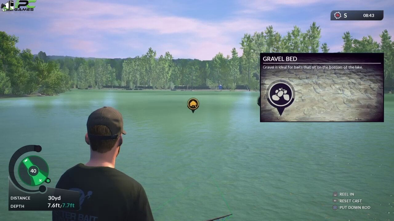 Euro fishing urban edition pc game free download for Fishing computer game