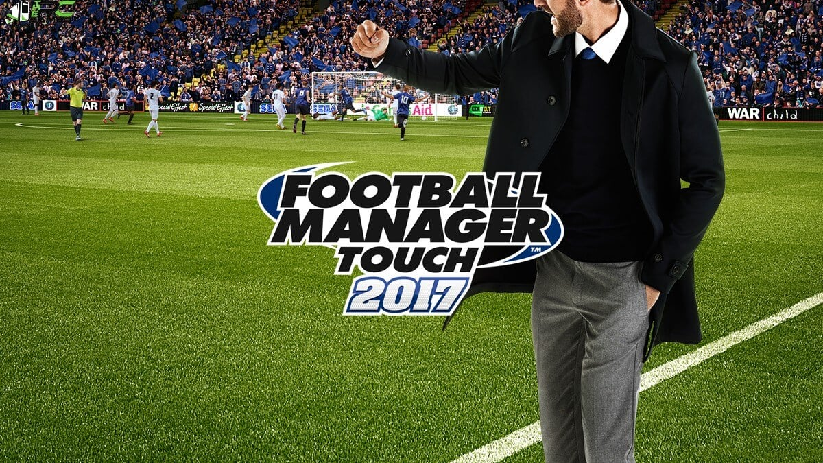Football Manager Touch 2017 Free Download