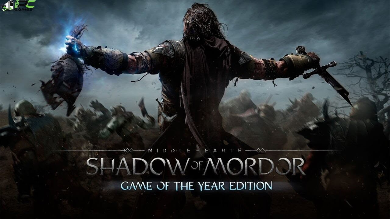 Middle-earth Shadow of Mordor GOTY Edition Free Download