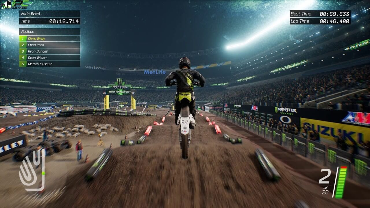 how to download dlc for monster energy supercross