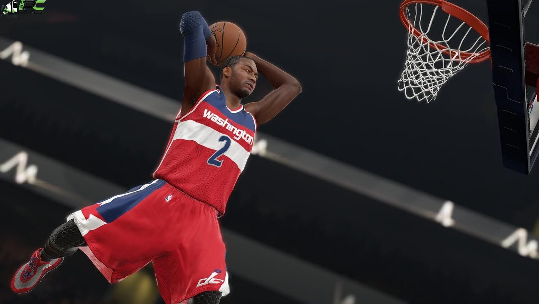 NBA 2k15 match gör