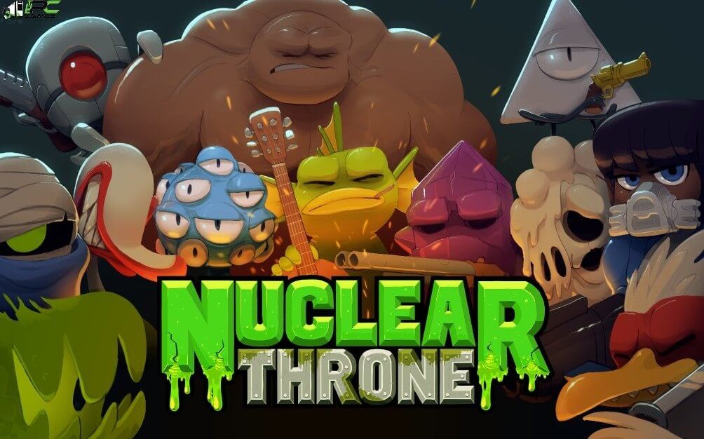 Nuclear ThroneFree Download