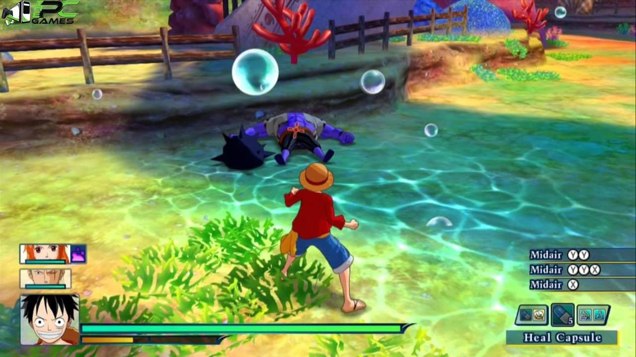 one piece free download games
