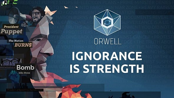 Orwell Ignorance is StrengthFree Download