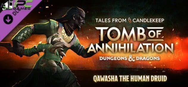 Qawasha the human druid dlc download