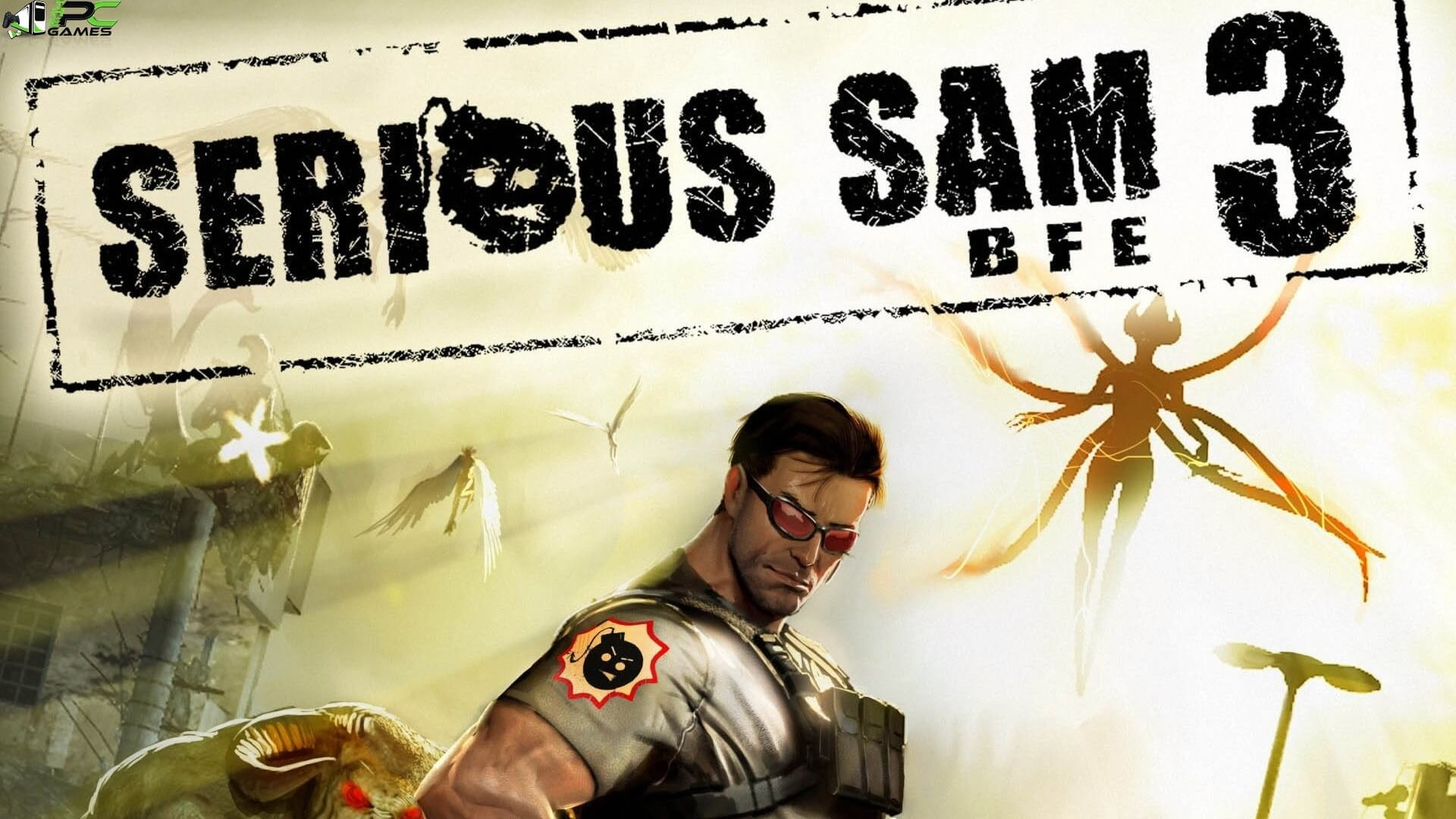 Serious Sam 3 BFE Gold Edition Free Download