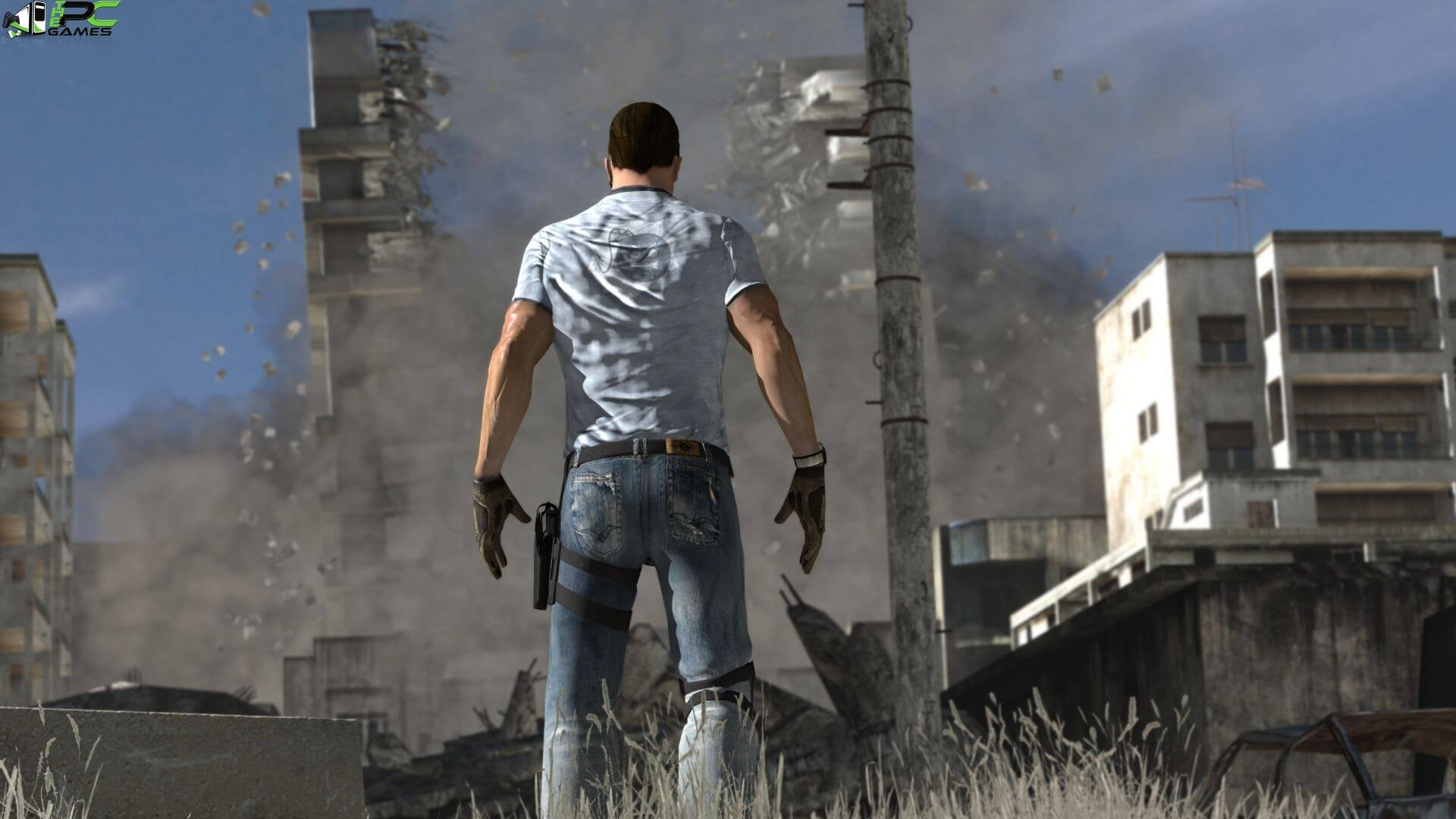 Serious Sam 3 BFE Free Download Full PC Game
