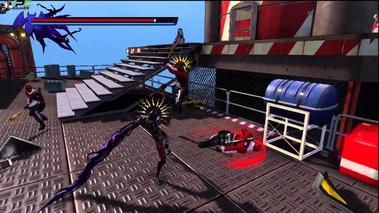 spider man shattered dimensions psp download free
