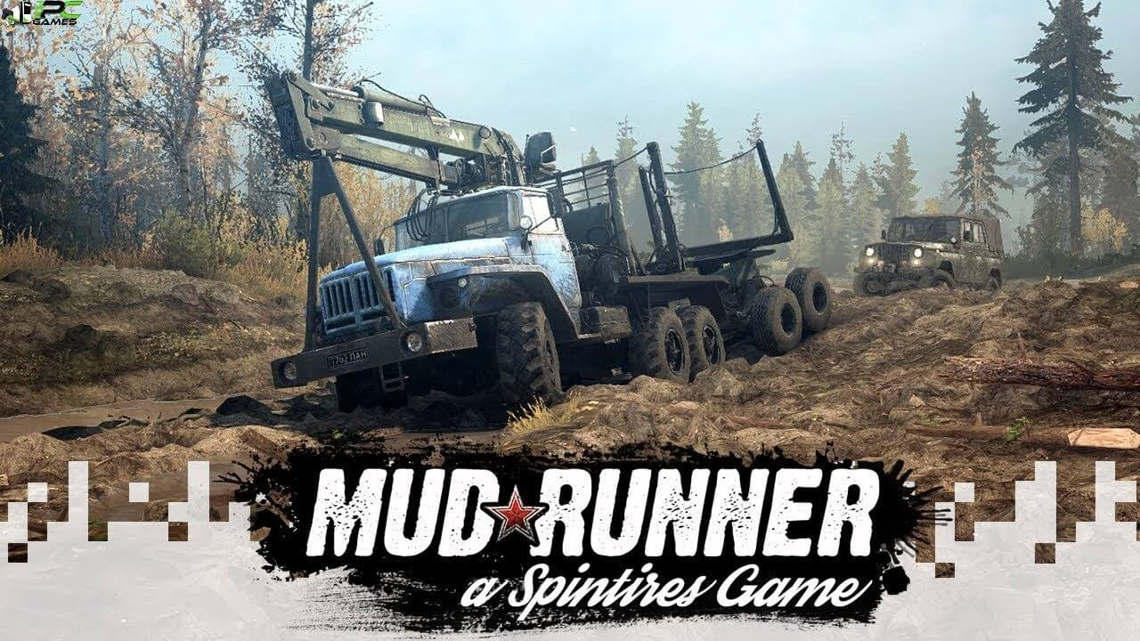 Spintires MudRunner The Valley Free Download