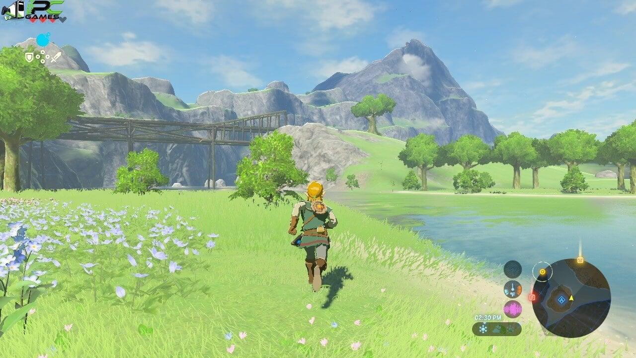 Zelda no pc? - The legend of zelda breath of the wild