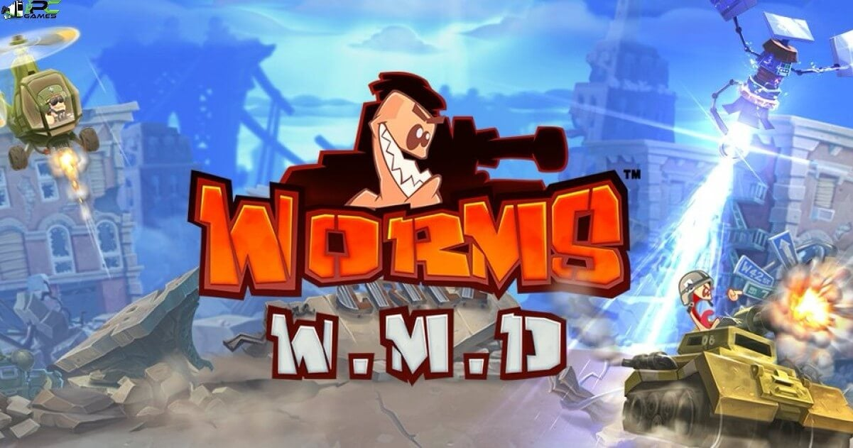 Worms W.M.D Wormhole Free Download
