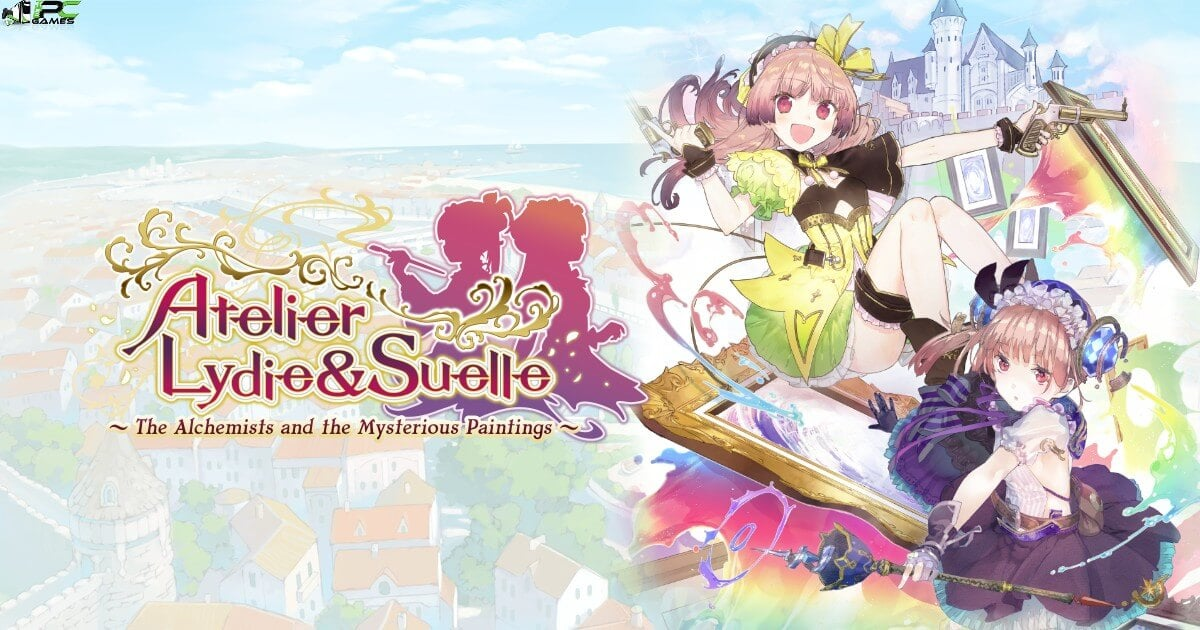 Atelier Lydie & Suelle The Alchemists and the Mysterious Paintings Free Download