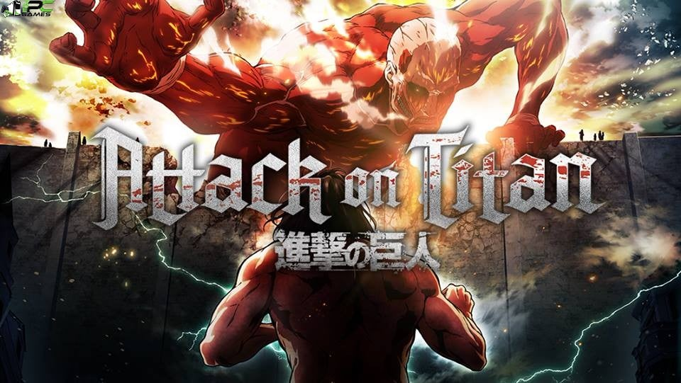 Attack on Titan 2Free Download