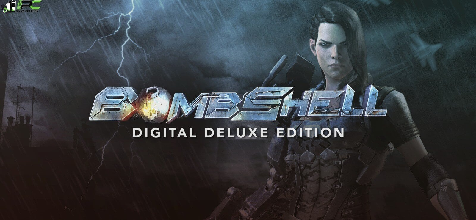 Bombshell Digital Deluxe Edition Free Download