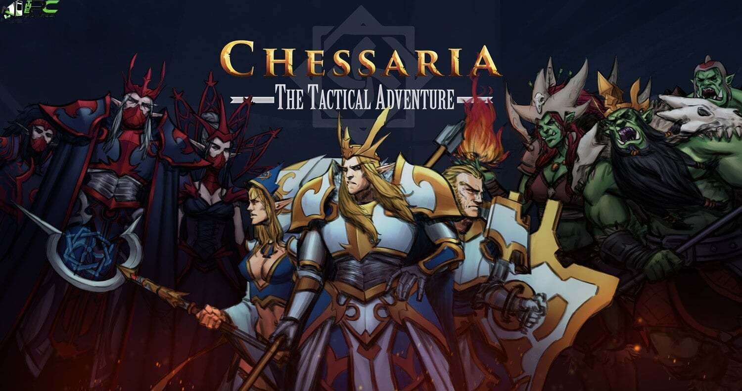 Chessaria The Tactical AdventureFree Download