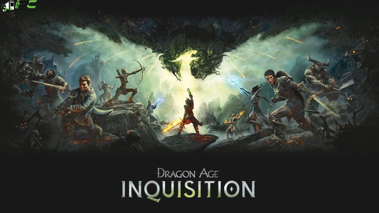 Dragon Age Inquisition Deluxe Edition Free Download