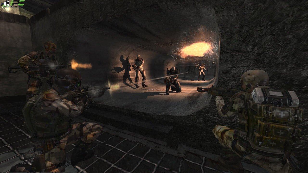 Enemy Territory Quake Wars PC Game Free Download