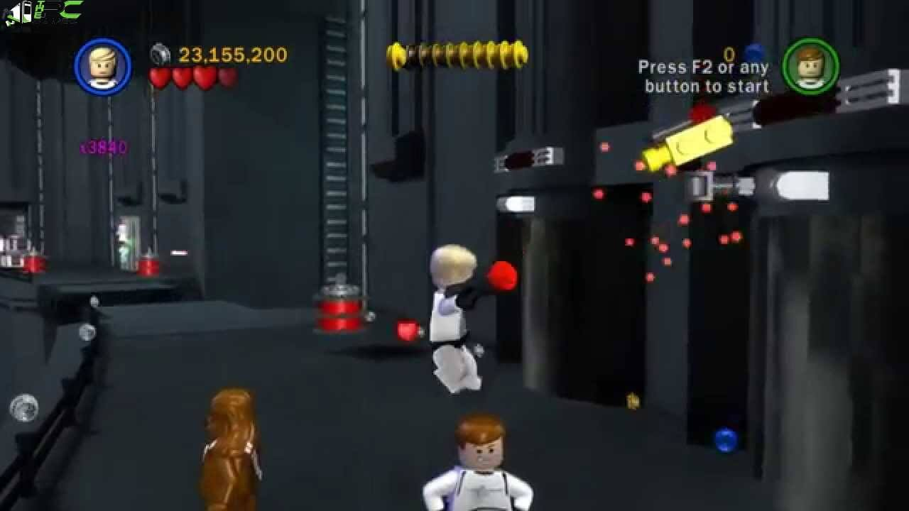 Let's Play Lego Star Wars: The Complete Saga - Ep 1 Ch 1 ...