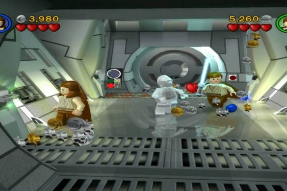 LEGO Star Wars The Complete Saga PC Game Free Download