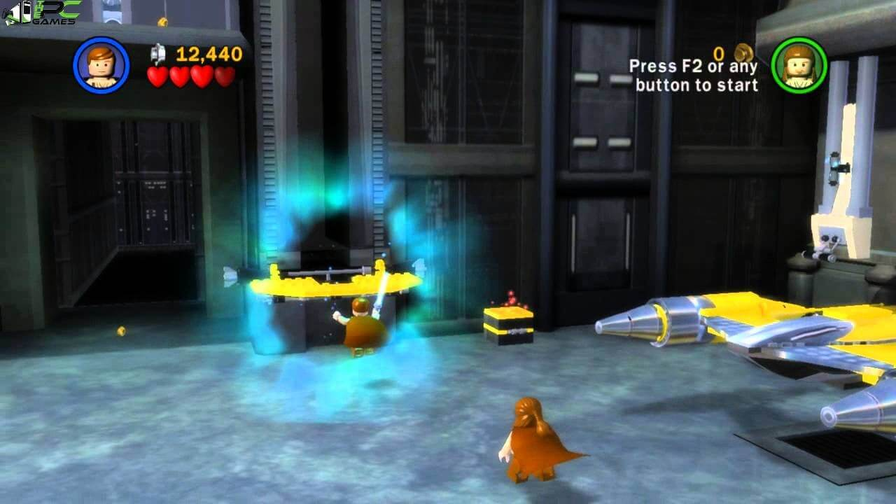 download games lego star wars pc