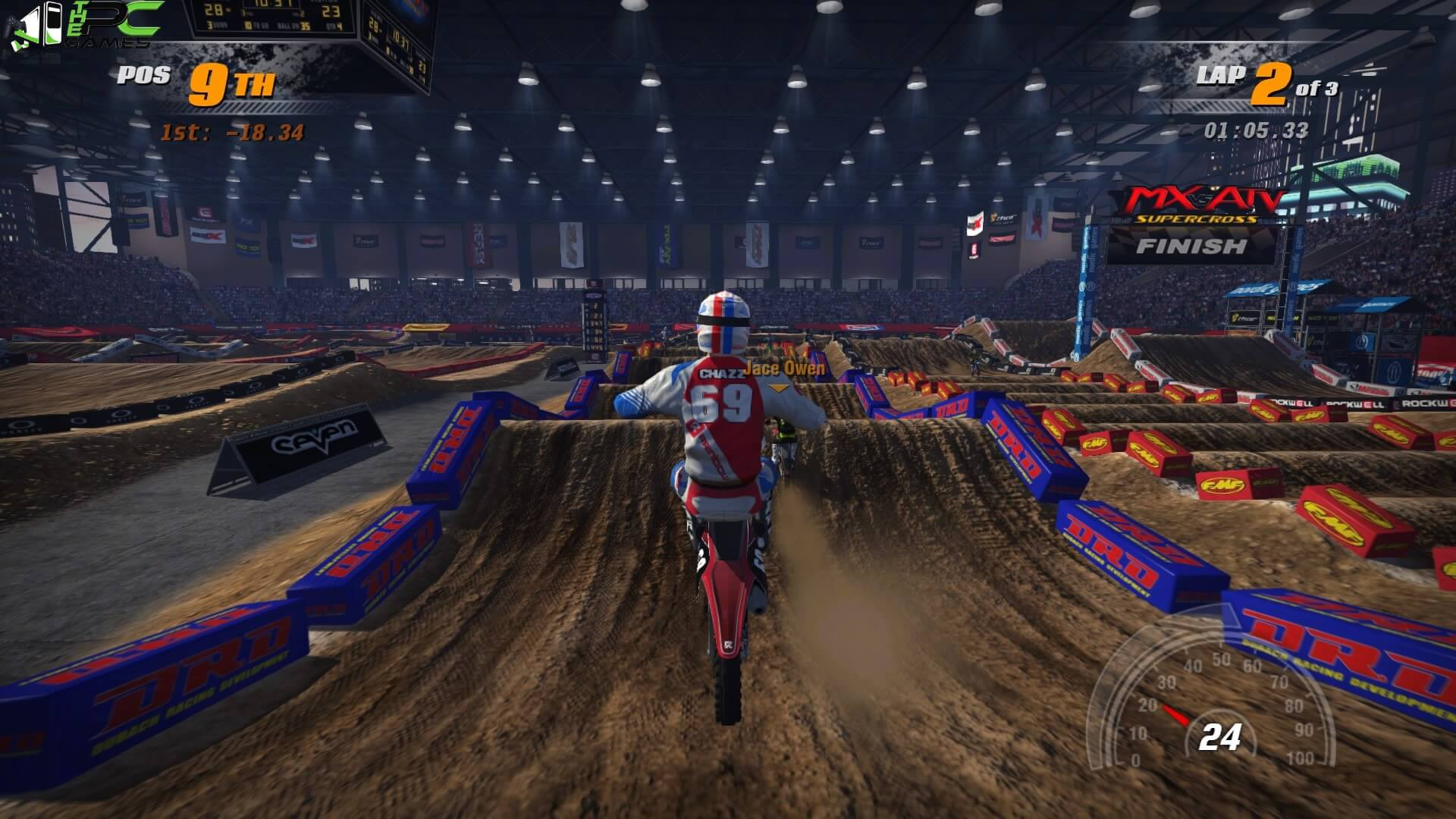 MX vs ATV Reflex Free Download Full PC Game - enlard.com
