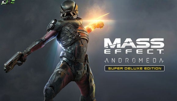 Mass Effect Andromeda Super Deluxe Edition Free Download