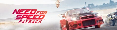 Need For Speed Payback PC Game Cracked by CPY Free Download