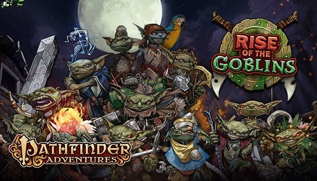 Pathfinder Adventures Rise of the Goblins Deck 2 Free Download