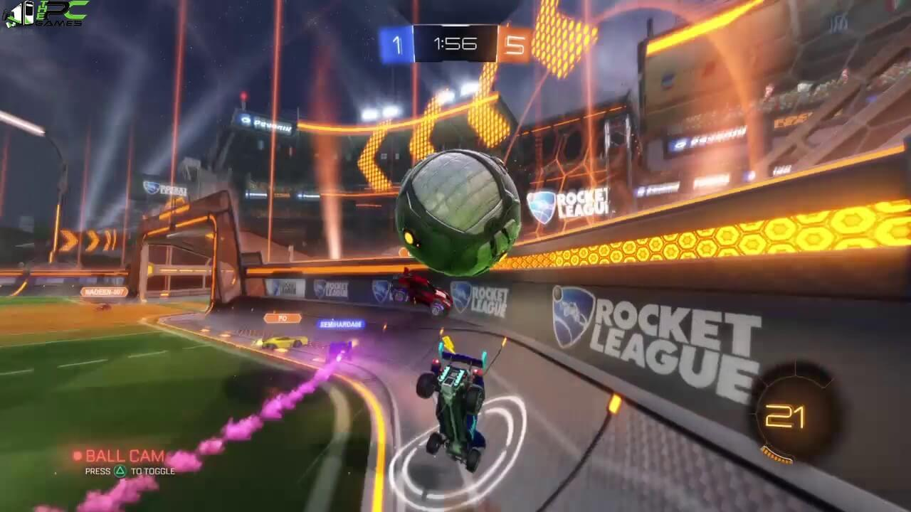 Rocket League Pc Download Free Full Version Highly ...