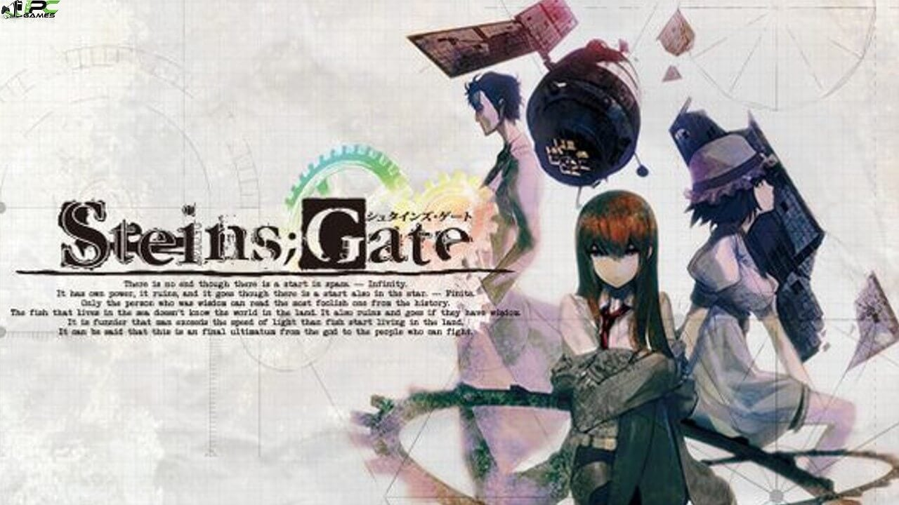 STEINS GATE Free Download