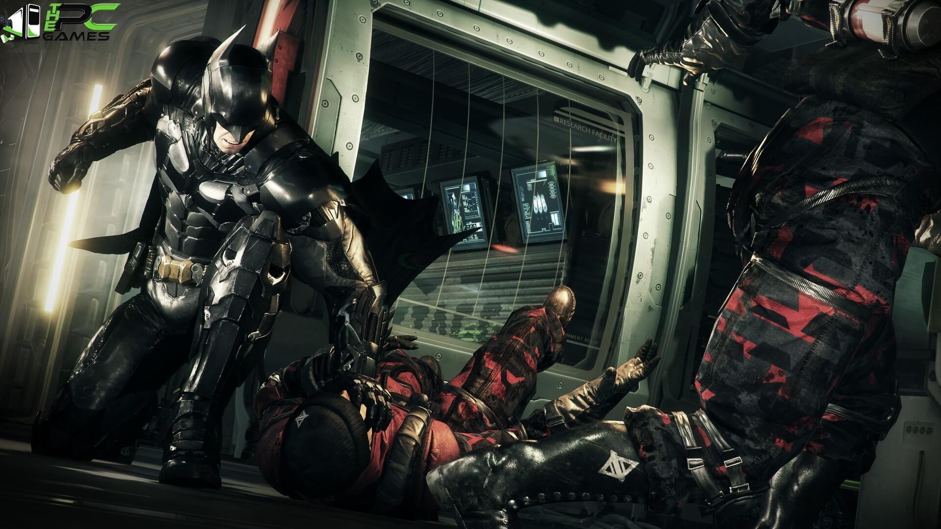 download batman arkham knight highly compressed