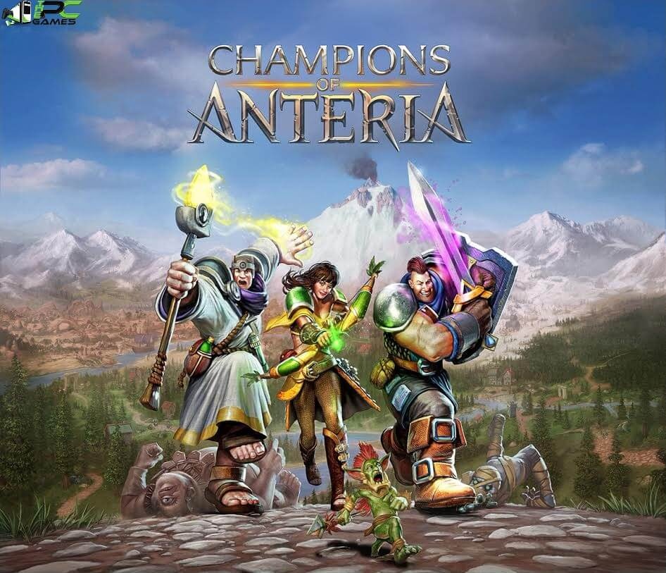 Champions of AnteriaFree Download