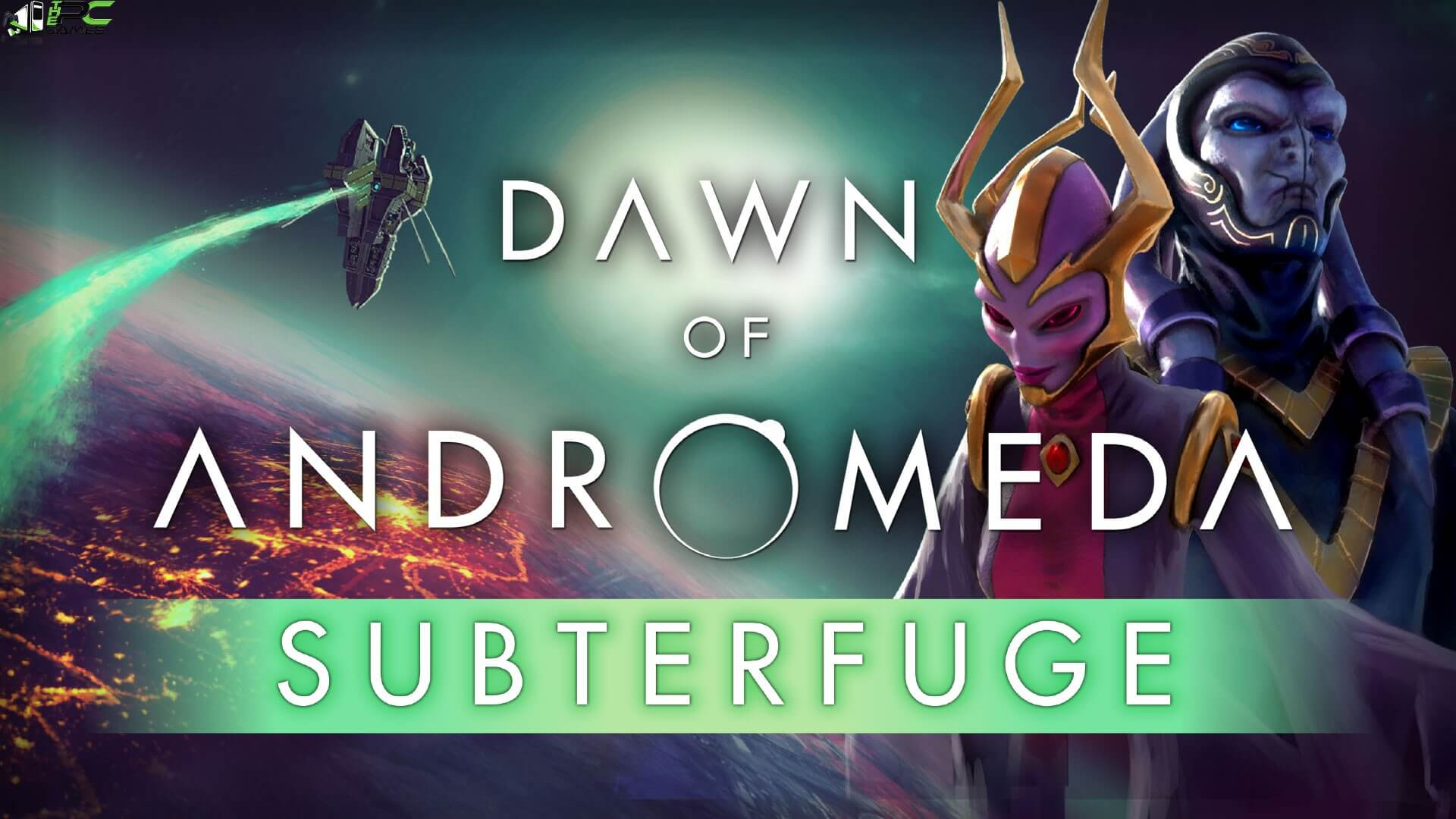 Dawn of Andromeda Subterfuge Free Download